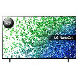 LG 50 Inch 50NANO806PA Smart 4K UHD NanoCell HDR Freeview TV
