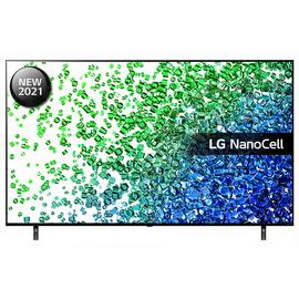 LG 55 Inch 55NANO806PA Smart 4K UHD NanoCell HDR Freeview TV