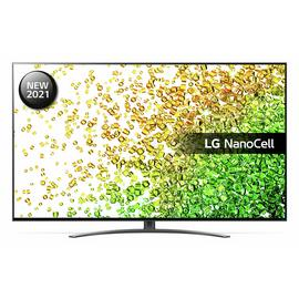 LG 50 Inch 50NANO866PA Smart 4K UHD NanoCell HDR Freeview TV