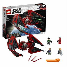 LEGO Star Wars Resistance Major Vonreg's TIE Fighter - 75240