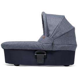 Mamas & Papas Sola Carry Cot - Navy Marl