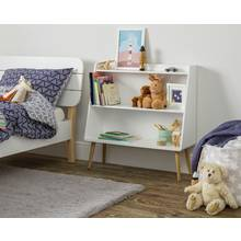 Argos Home Bodie White Bookcase