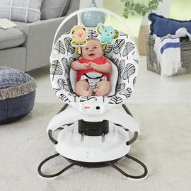 Fisher-Price 2-in-1 Soothe 'n Play Glider Best Price, Cheapest Prices