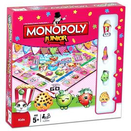 Shopkins Junior Monopoly