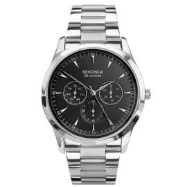 Sekonda Men's Multi-Function Stainless Steel Bracelet Watch