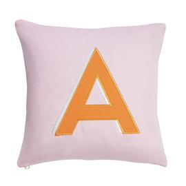Argos Home Letter A Cushion