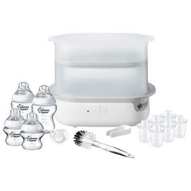 Tommee Tippee Super-Steam Advanced Electric Steriliser Set