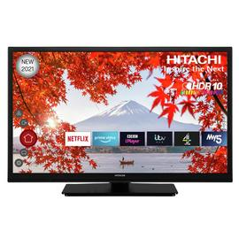 Hitachi 24 Inch 24HE2200U Smart HD Ready Freeview TV