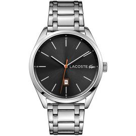 Lacoste Men's Silver Stainless Steel Bracelet Watch