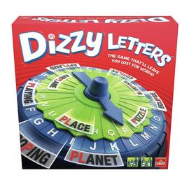 Goliath Games Dizzy Letter Disc Game