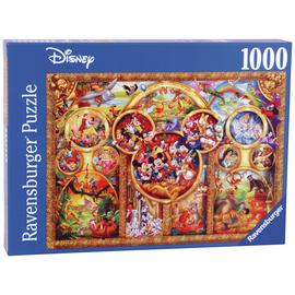 The Best Disney Themes 1000 Piece Jigsaw Puzzle