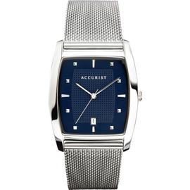 Accurist Men's Stainless Steel Milanese Bracelet Watch