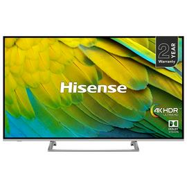 Hisense 50 Inch H50B7500UK Smart 4K HDR LED TV