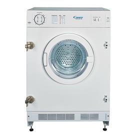 Candy CBTD7VW 7KG Integrated Vented Tumble Dryer - White