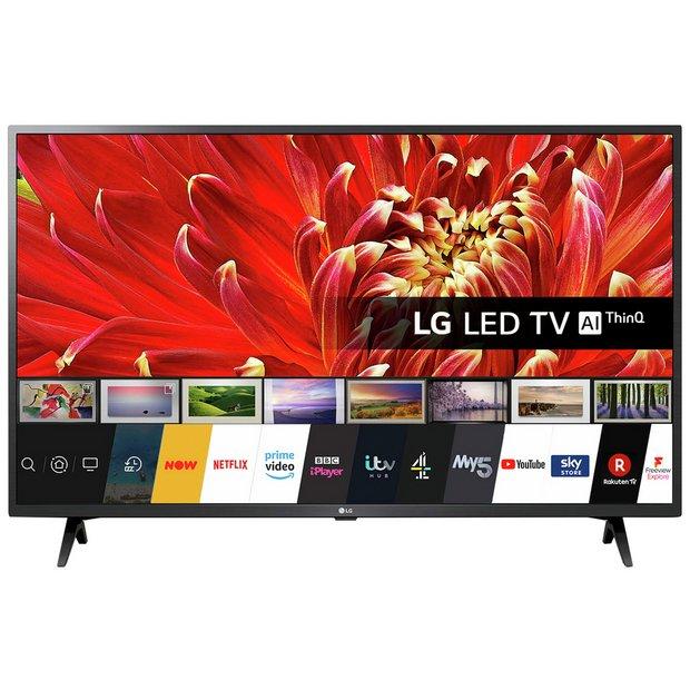 LG 43 Inch 43LM6300 Smart Full HD HDR LED TV