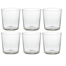 Habitat Baron Set Of 6 Clear Tumblers