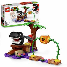 LEGO Super Mario Chomp Jungle Encounter Expansion Set 71381