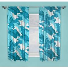 Fortnite Bomb Unlined Pencil Pleat Curtains