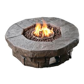 Peaktop HF11802AA UK Gas Fire Pit With Cover