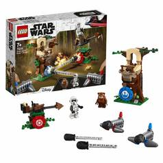 LEGO Star Wars Action Battle Endor Assault Playset - 75238