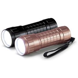 RAC 100 Lumen LED Aluminium Torch - 2 Pack