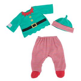 Chad Valley Tiny Treasures Elf Outfit