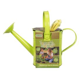 Little Tikes Growing Garden Watering Can and Gloves Set
