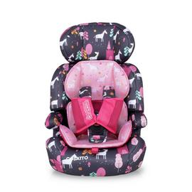 Cosatto Zoomi Group 1/2/3 Car Seat - Unicorn Land