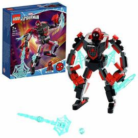 LEGO Marvel Spider-Man Miles Morales Mech Armour Toy 76171