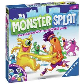 Monster Splat Game