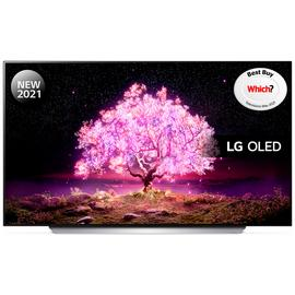 LG 65 Inch OLED65C14LB Smart 4K UHD OLED HDR Freeview TV
