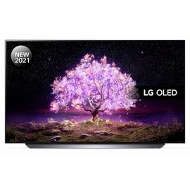 LG 77 Inch OLED77C14LB Smart 4K UHD OLED HDR Freeview TV