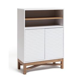 Habitat Zander 6 Shelf Shelving Unit