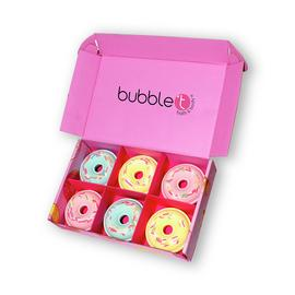 Bubble T Cosmetics Donut Collection Bath Fizzers Gift Set