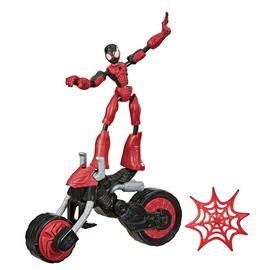 Marvel Bend and Flex, Flex Rider Spider-Man and Motorcycle