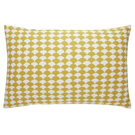Habitat Scallop Cotton Standard Pillowcase Pair