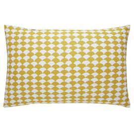 Habitat Scallop Cotton Standard Pillowcase Pair