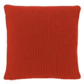 Habitat Paloma 45 x 45cm Knitted Cotton Cushion