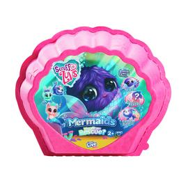 Little Live Pets Scruff-a-luvs Mermaid Pets Assortment