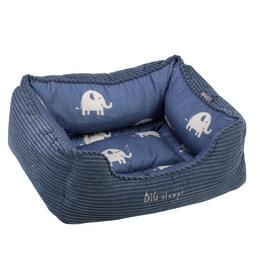 Zoon Nellie Square Pet Bed - Medium
