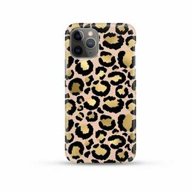 Coconut Lane iPhone XS Max Gold Leopard Phone Case