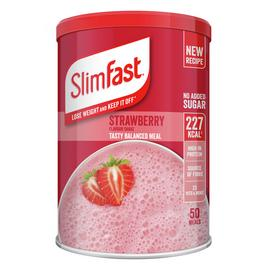 SlimFast Strawberry Meal Shake - 1.82kg