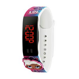 LOL Surprise Kids Multicoloured Silicone Activity Tracker