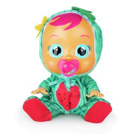 Cry Babies Fruity Watermelon Doll