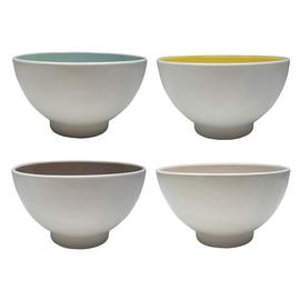 Habitat Rex Set of 4 Cereal Bowls