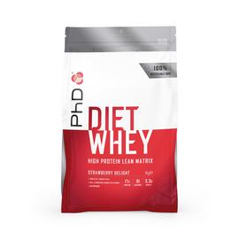PhD Strawberry Diet Whey - 1kg