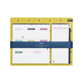 Joules Cambridge Weekly Planner Pad