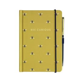 Joules Bee A6 Notebook And Pen Set