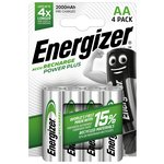 more details on Energizer 2000 mAh Rechargeable AA Batteries - Pack of 4.