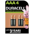 more details on Duracell Recharge Plus AAA Rechargeable Batteries -pack of 4
